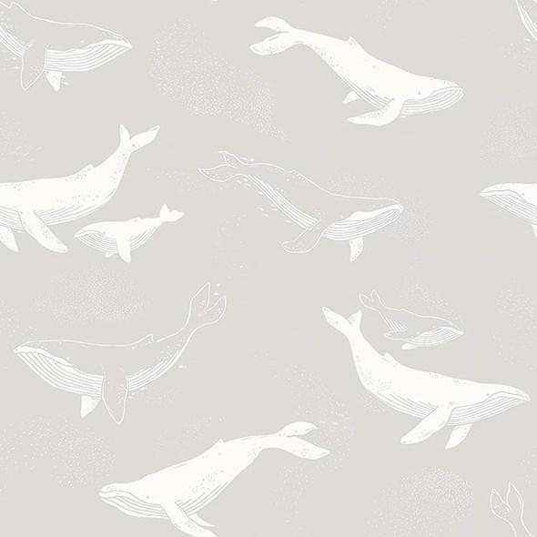 Boråstapeter Whales