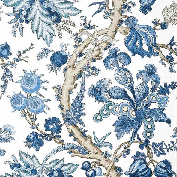 Thibaut Chatelain Blue and White
