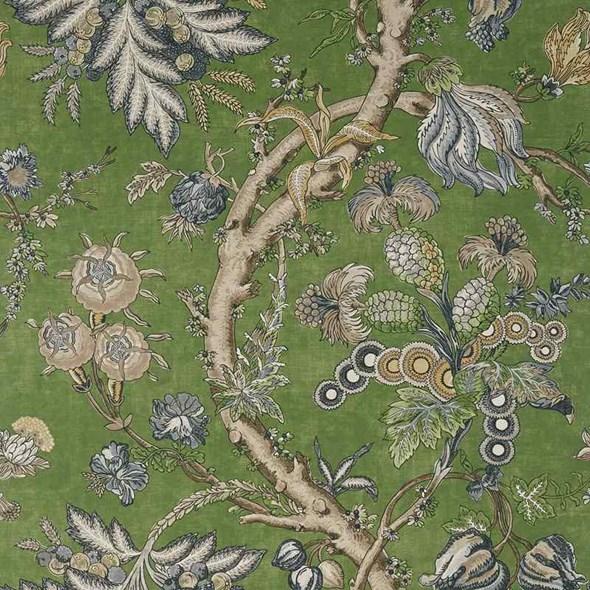 Thibaut Chatelain Green Tapet