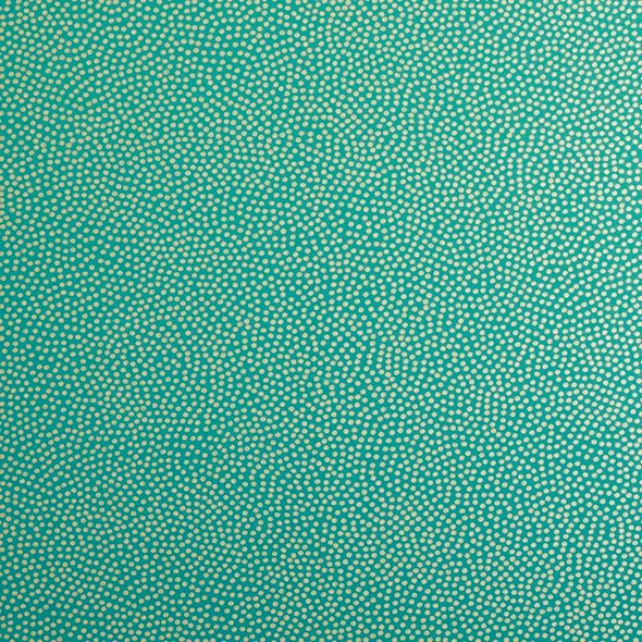 Helene Blanche Small Dots Teal