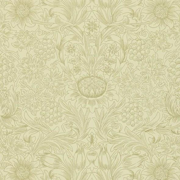 William Morris & co Sunflower Etch