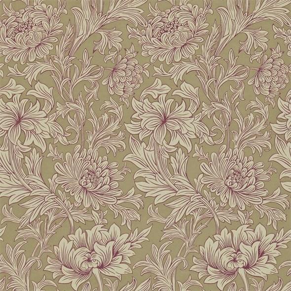 William Morris & co Chrysanthemum Toile