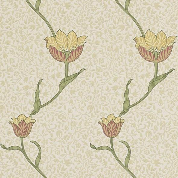 William Morris & co Garden Tulip