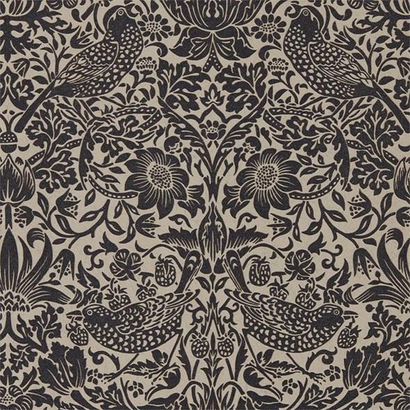 William Morris & co Pure Strawberry Thief Tapet