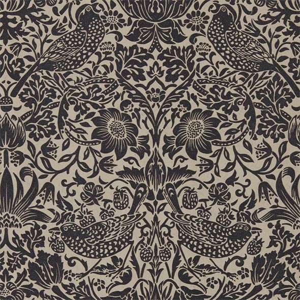 William Morris & co Pure Strawberry Thief