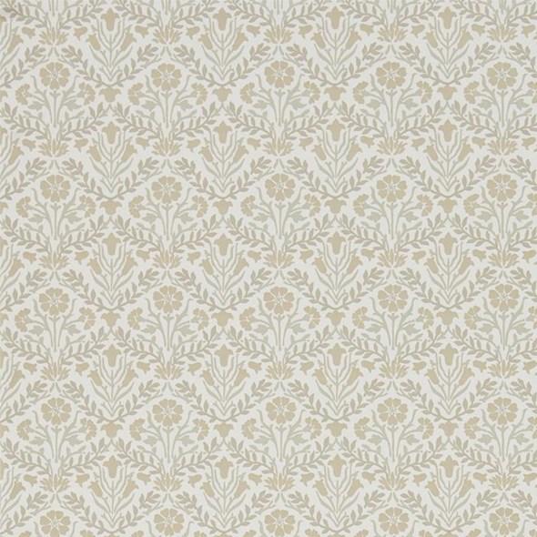 William Morris & co Morris Bellflowers Linen/Cream
