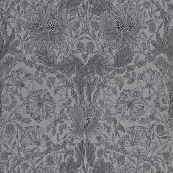 William Morris & co Pure Honeysuckle & Tulip Black Ink
