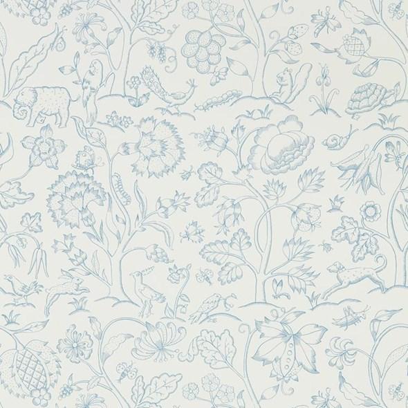 William Morris & co Middlemore Tapet