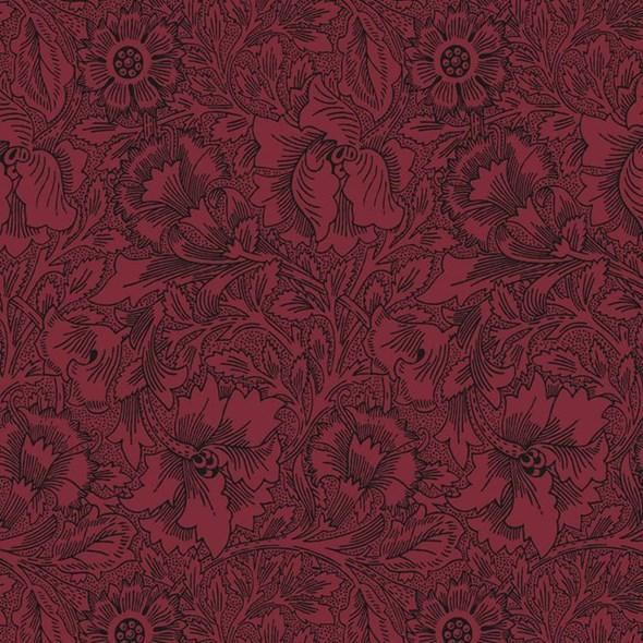William Morris & co Poppy Tapet