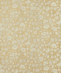 Liberty Poppy Meadow, Pewter Gold