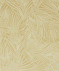 Liberty Hera Plume, Pewter Gold Tapet