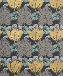 Liberty Regency Tulip, Pewter Tapet