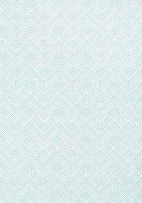 Thibaut Oslo Chevron Aqua Tapet