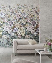 Designers Guild Grandiflora Rose Heather Tapet
