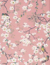 Little Greene Massingberd Blossom, Oriental Tapet