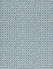 Little Greene Moy, Blue Tapet