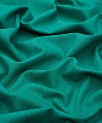 Liberty Lustre Linen Plain, Jade Tyg