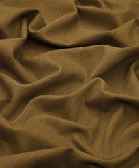 Liberty Lustre Linen Plain, Tobacco Tyg