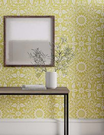 William Morris & co St James Ceiling Tapet