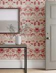 William Morris & co Simply Strawberry Thief Tapet