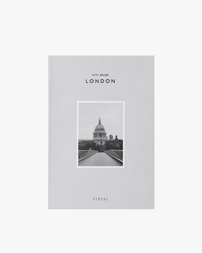 New Mags Cereal City Guide London