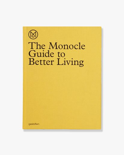 Book The Monocle Guide to Better Living