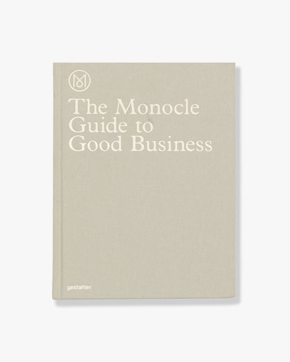 Book The Monocle Guide to Good Business