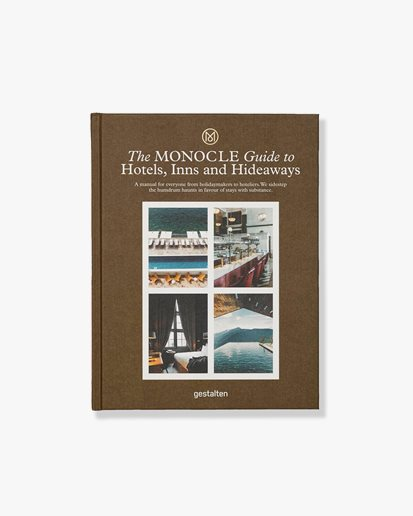Book The Monocle Guide to Hotels, Inns and Hideaways