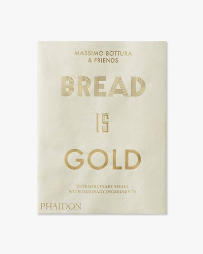 Book Bread Is Gold
