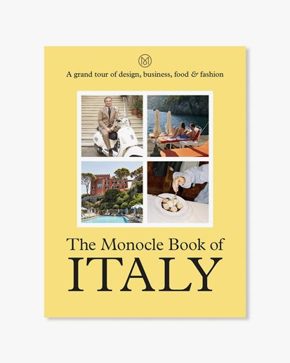 New Mags The Monocle Book Of Italy