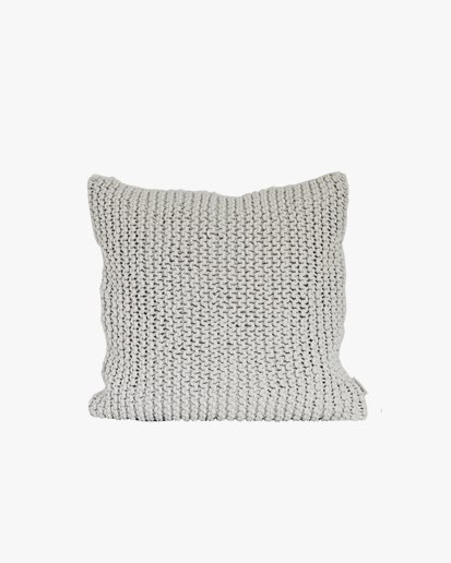 Tell Me More Rope Cushion Cover Off White 50x50