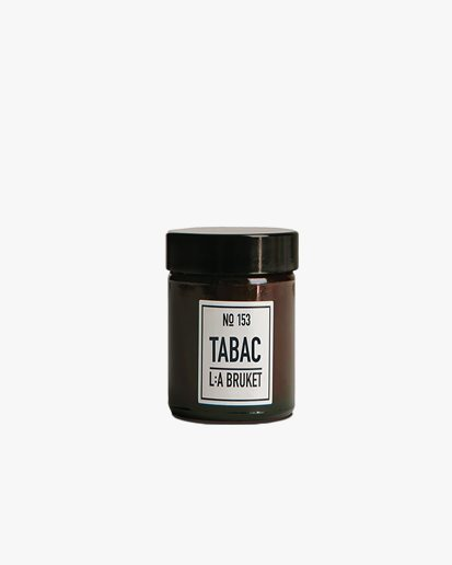L:a Bruket 153 Scented Candle Tabac 50 G