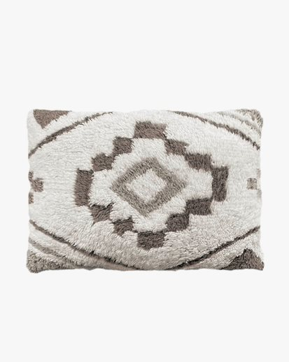 Layered Modern Oriental Pillow Nature Of Fortune