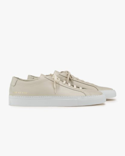 Common Projects Original Achilles Low Off White Leather