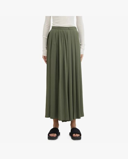 Rodebjer Torrance Trouser Shaded Palm