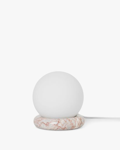 Ferm Living Rest Lamp Agate Red