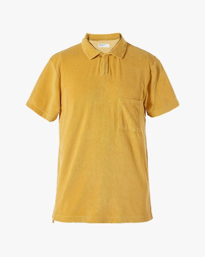 Universal Works Vacation Polo Gold