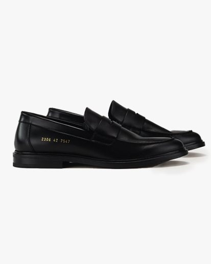 Common Projects Leather Penny Loafer