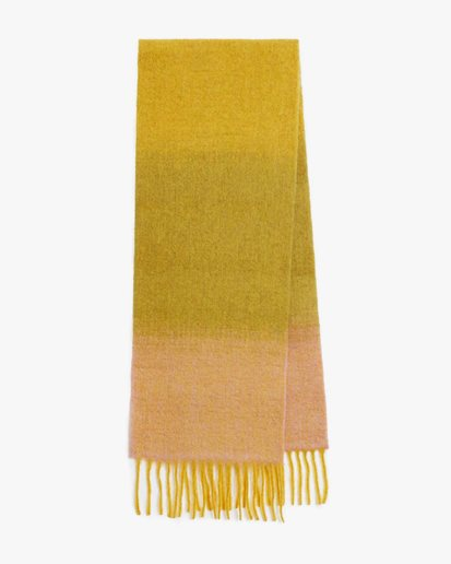Rodebjer Beau Scarf Green Earth