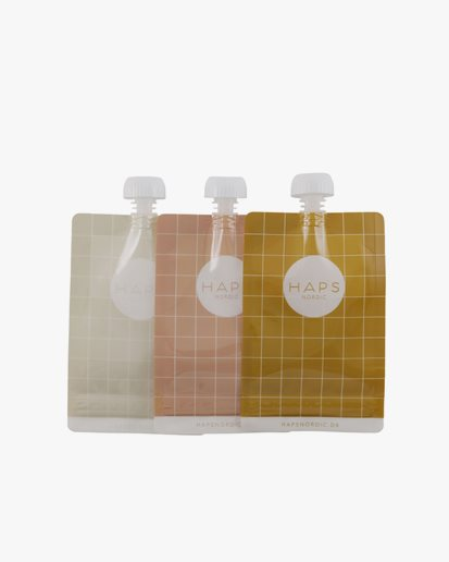 Haps Nordic Smoothie Bags 3-Pack Warm