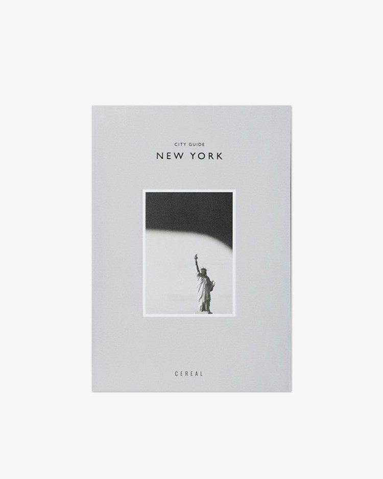 Book Cereal City Guide New York