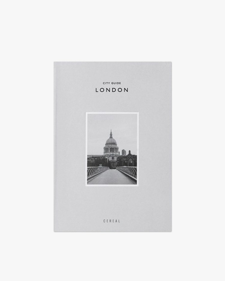 Book Cereal City Guide London