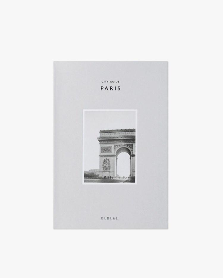 Book Cereal City Guide Paris