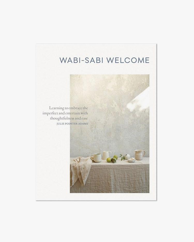 Book Wabi-Sabi Welcome