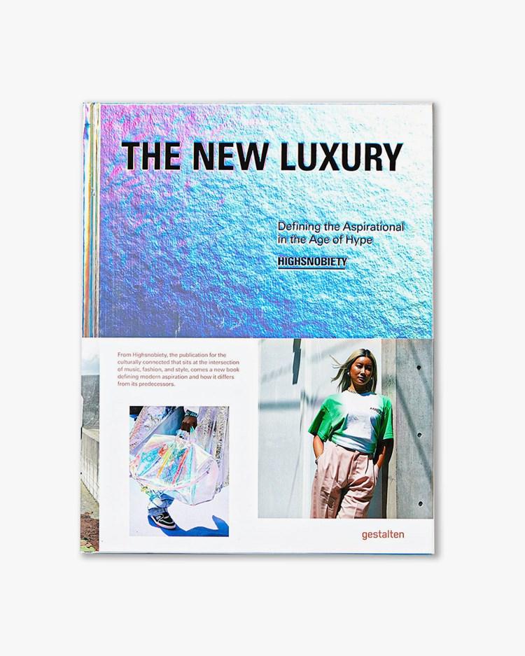 Book The New Luxury