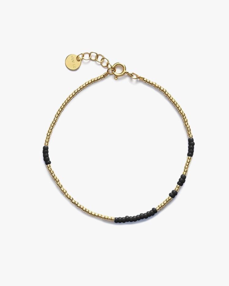 Anni Lu Asym Bracelet Black