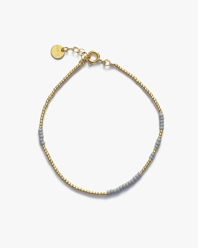 Anni Lu Asym Bracelet Grey
