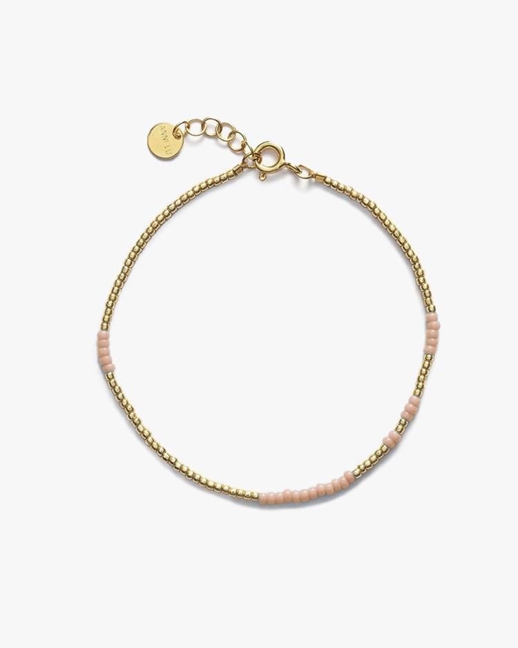 Anni Lu Asym Bracelet Soft Rose