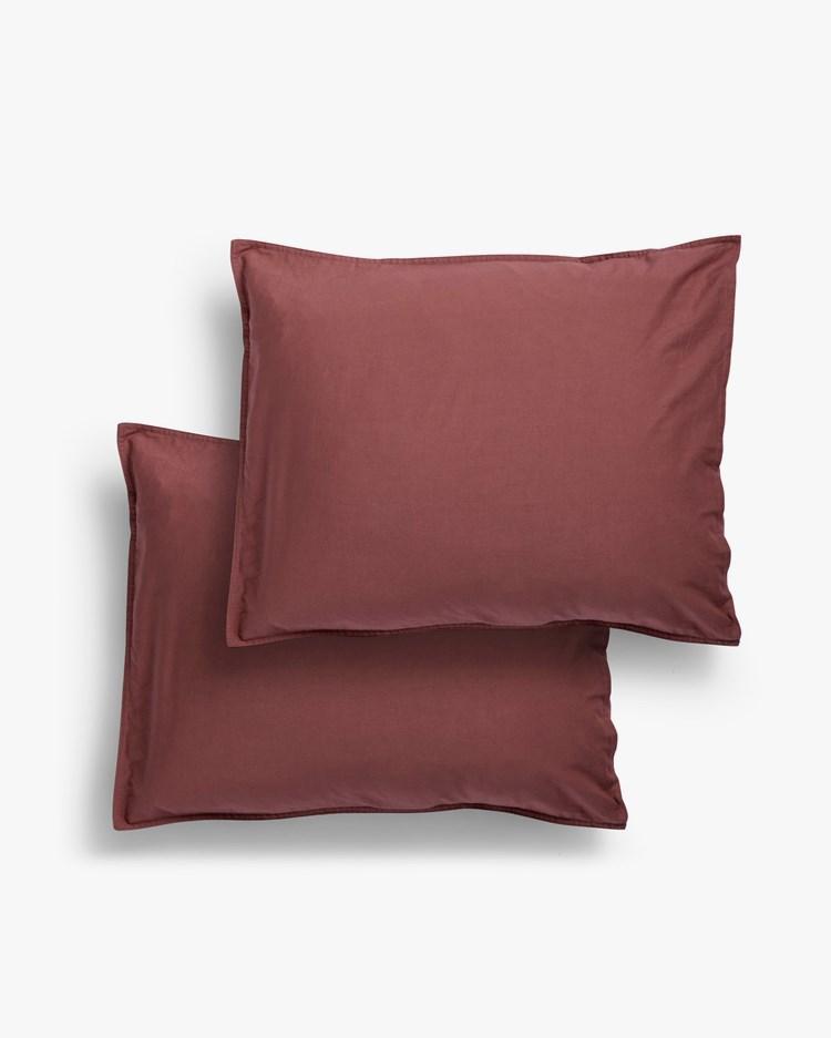 Midnatt Pillow Case Rubra