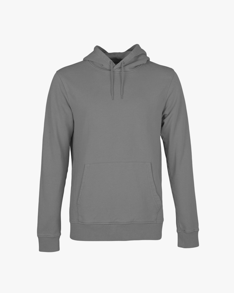 Colorful Standard Classic Organic Hood Storm Grey